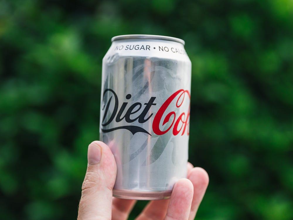 Boisson zero sucre font-elles maigrir ?